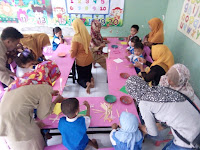 Semakin Hari, Semakin Banyak Siswa Di TK Pertiwi Sumbergedong dan Paud Mutiaraku