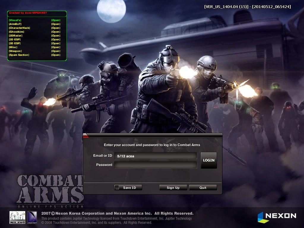 Combat Arms 06 Combat Arms Hile Botu 16.05.2014 Mayıs indir