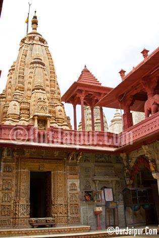 Jain Temple (Sanganer)