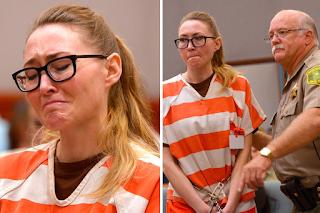 H καθηγήτρια που έκανε σ*ξ με μαθητές της, συνέχιζε και μετά την σύλληψή της