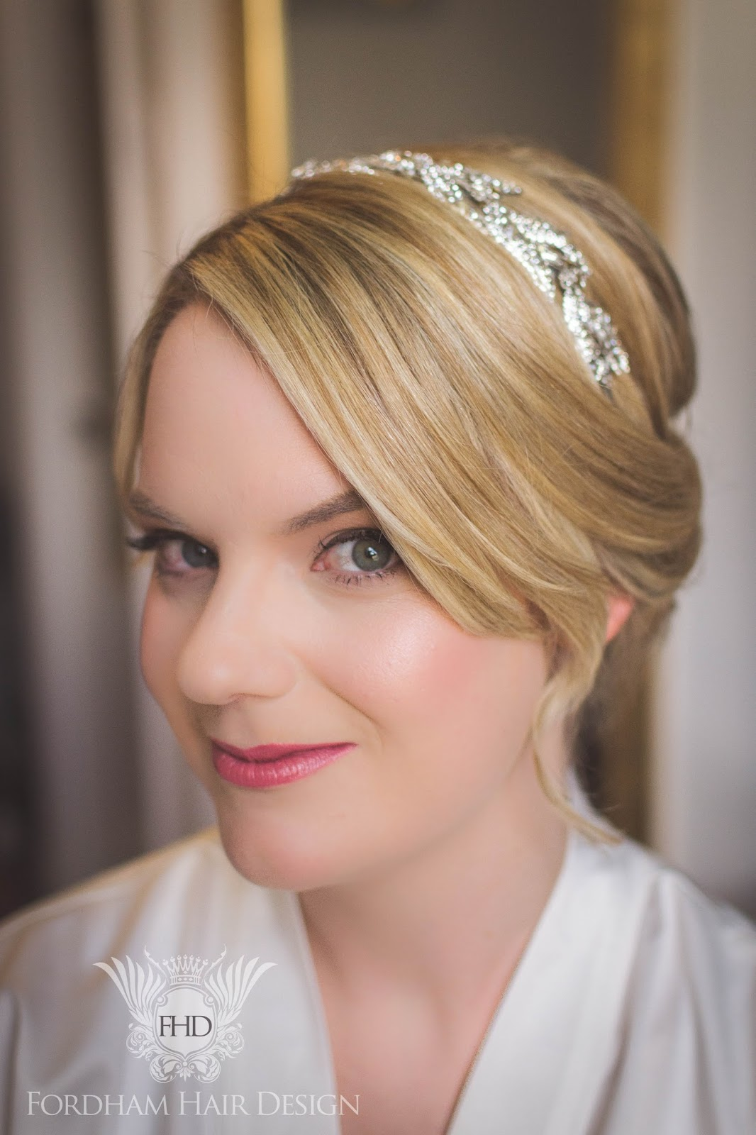 Wedding hair accessories gloucestershire -  Most Recent Brides Such A Great Fun Morning Of Styling Hair For Her And Bridesmaids For Her Wedding At Eastington Park Near Stroud In Gloucestershire