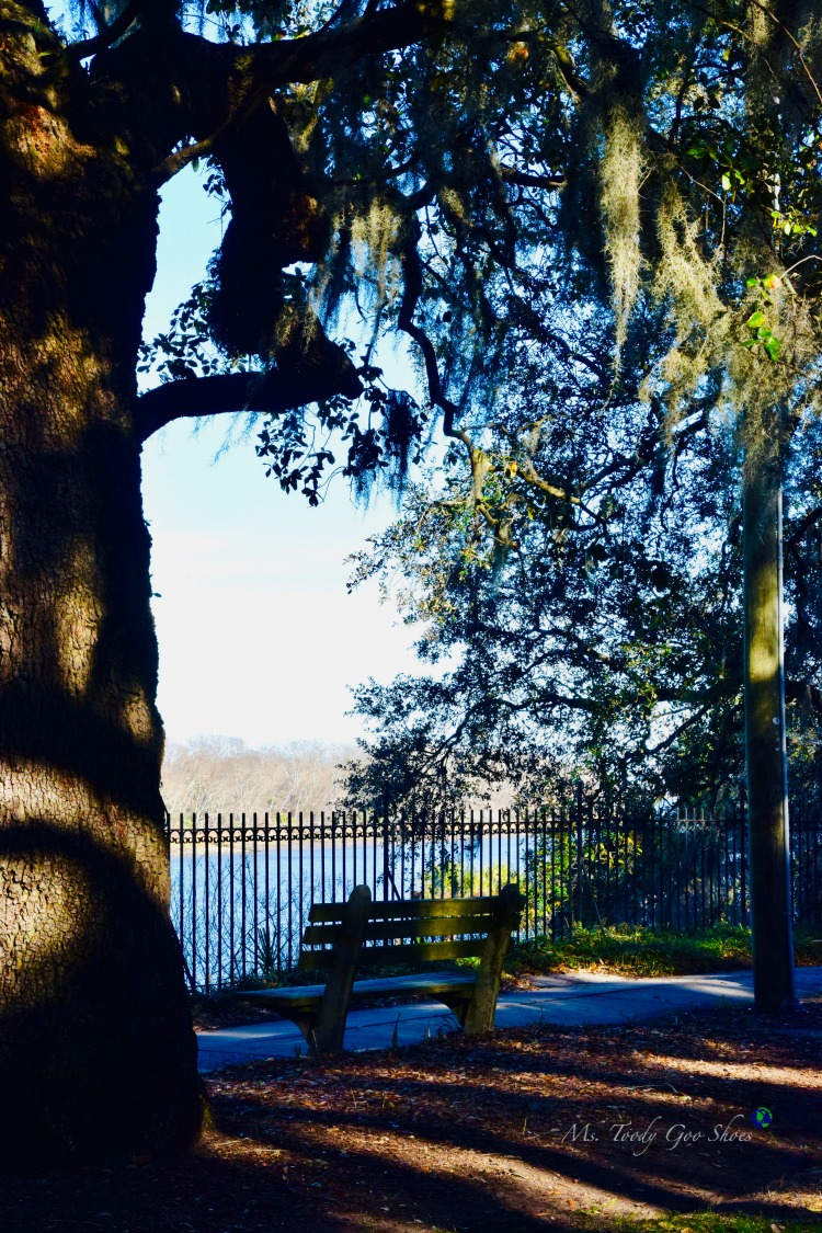 The Riverbank:  #11 of 12 Things To Do in 24 Hours in Savannah, GA | Ms. Toody Goo Shoes