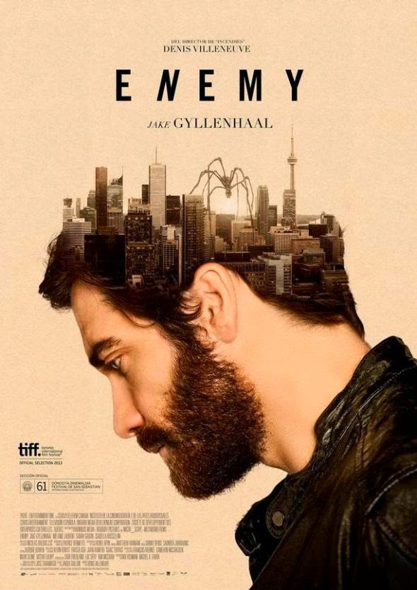 Affiche originale (canadienne) de Enemy