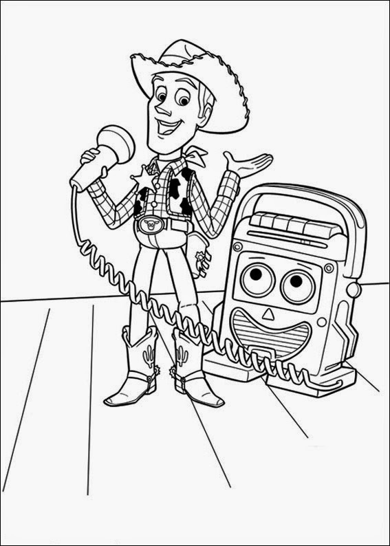 free printable coloring pages Toy Story coloring.filminspector.com