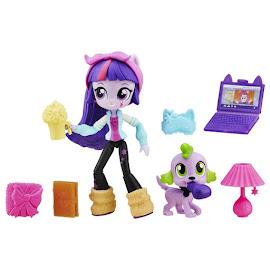 My Little Pony Equestria Girls Minis Sleepover Slumber Party Set Twilight Sparkle Figure