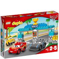 Castiga un set Lego Duplo – Cars 3
