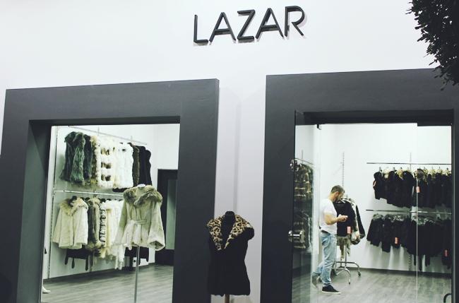 Lazar fur shop Sarti