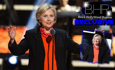 Hillary Clinton Attended The 2016 Black Girls Rock Awards And Social Media Responds
