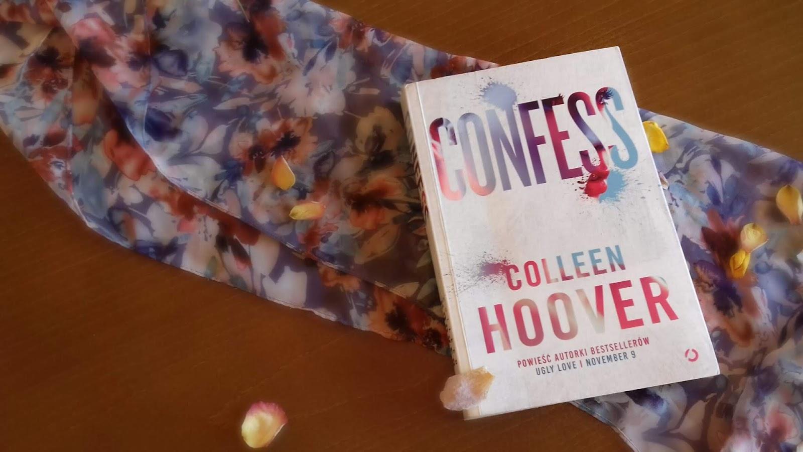 Colleen Hoover - Confess (recenzja)