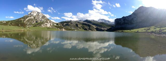 Bienvenido a los Lagos de Covadonga
