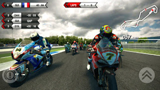 -GAME-SBK15 - Official Mobile Game