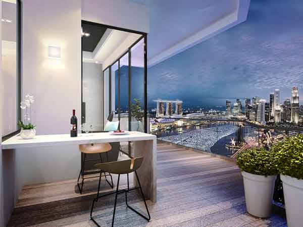 Sturdee Residences View