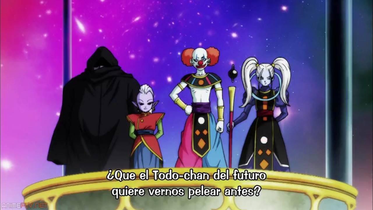 Dragon Ball Super cap 78 Sub Español