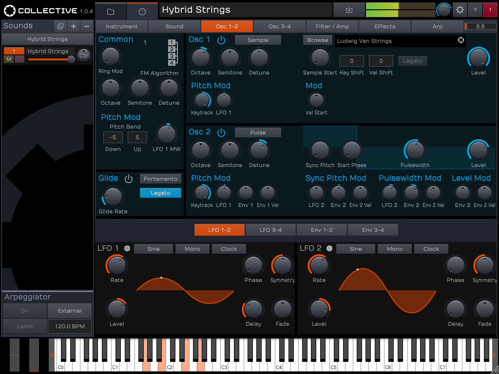Tracktion Software Collective v1 0 4 + Library Full version » 4DOWNLOAD