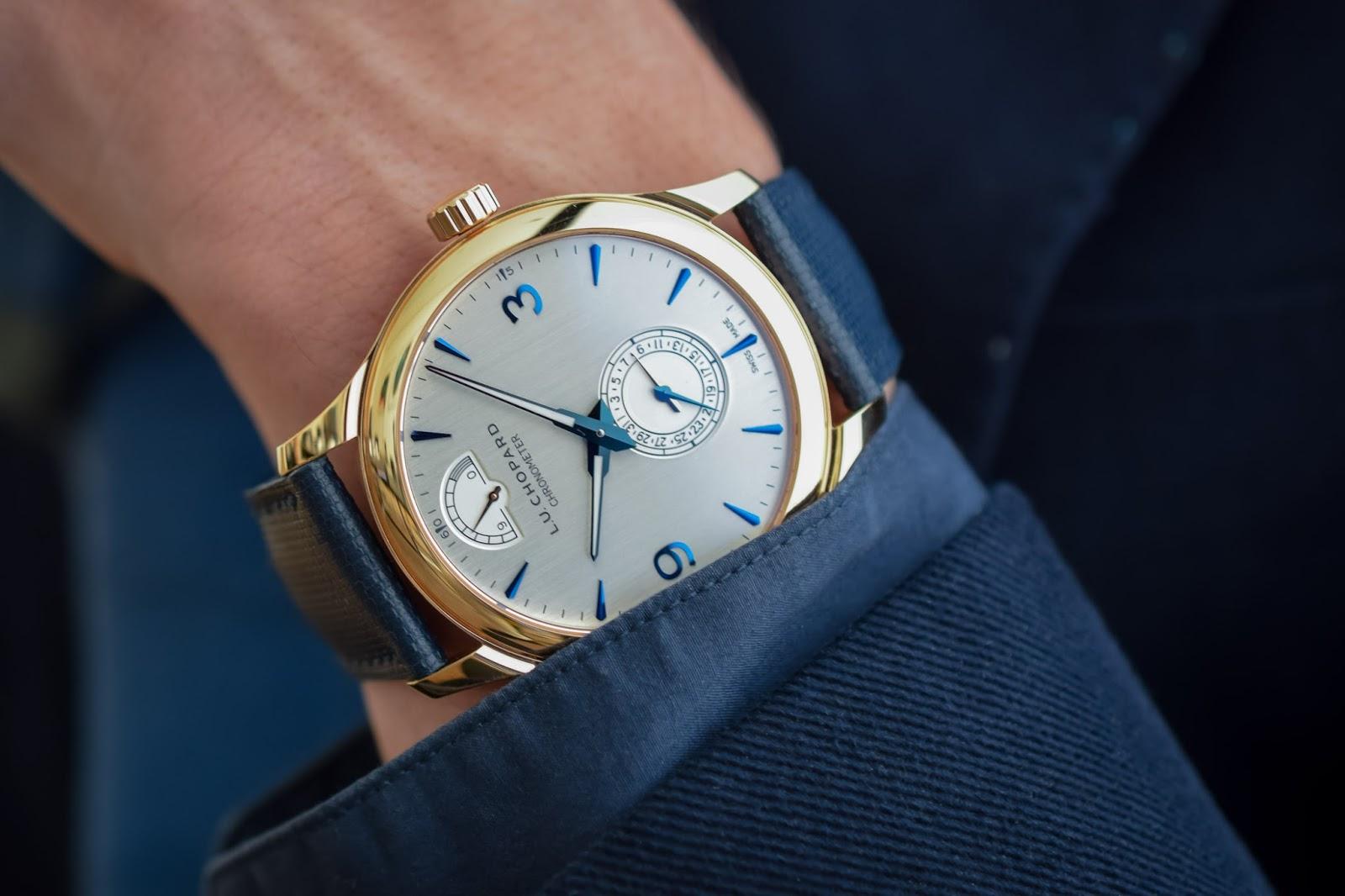 8b117272207a ... que fue uno de los mejores relojes de vestir masculinos en Baselworld  2018