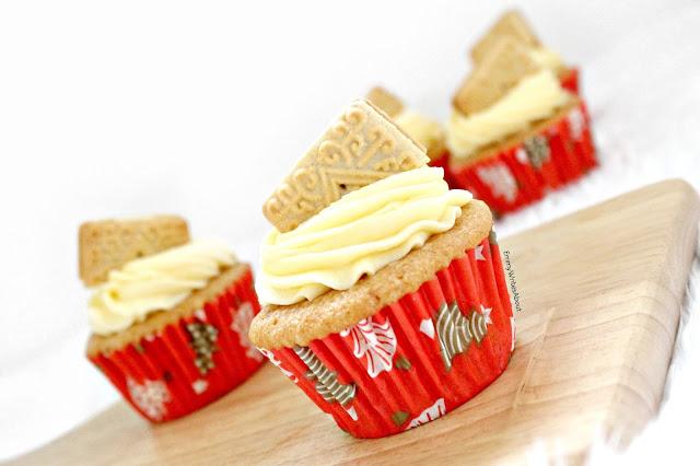 Custard Creams Cupcake Recipe