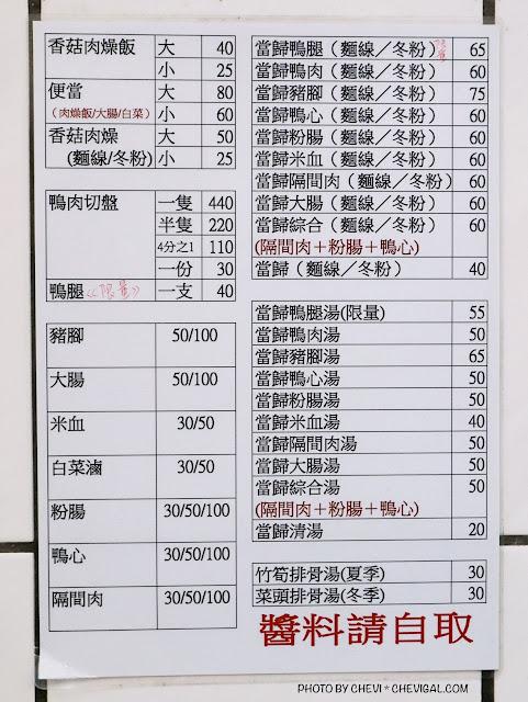 IMG 9490 - 台中太平│阿清香菇肉燥飯,招牌香菇肉燥飯鹹香滷得好入味!凌晨也能吃得到熱騰騰的當歸鴨!