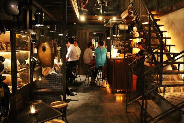 Bassac Lane micro-bars, Phnom Penh, Cambodia - travel blog