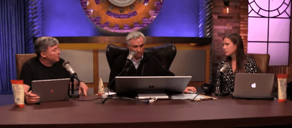 Jason Snell, Leo Laporte And Liz Gannes