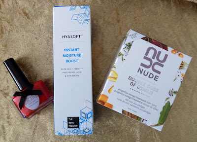 The Libbie Club March Box Feat Nude, Ciate and The Hero Project