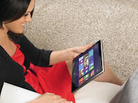 Vizio MT11X-A1, Tablet PC Vizio Pertama Berbasis Windows 8