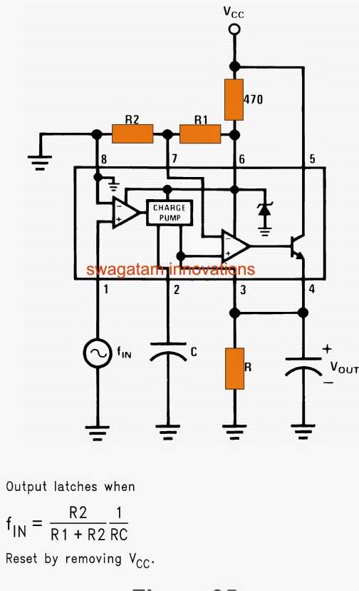 Vehicle Speed Limit Alarm Circuit ~ Electronic Circuit