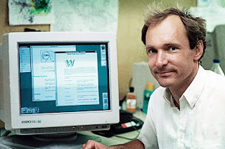 L'inventore del Web, Tim Berners-Lee