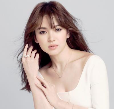 Song Hye Kyo Artis Korea tercantik dan Seksi
