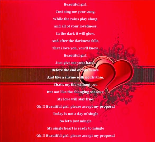 valentine's poems - photo #13