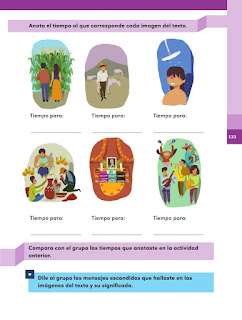 Apoyo Primaria Español 2do grado Bloque 3 lección 14 Los significados del texto