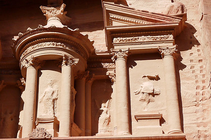 Know More About 7 Wonders of the World | Petra Jordan Creatures
