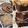 Resep Brownies Cokelat Topping Keju Super Moist dan Nyoklat Banget