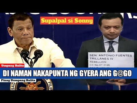President Rodrigo Roa Duterte latest Coverage today February 20, 2020