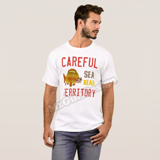SeaBear Territory T-Shirt Design - MzGunDesign