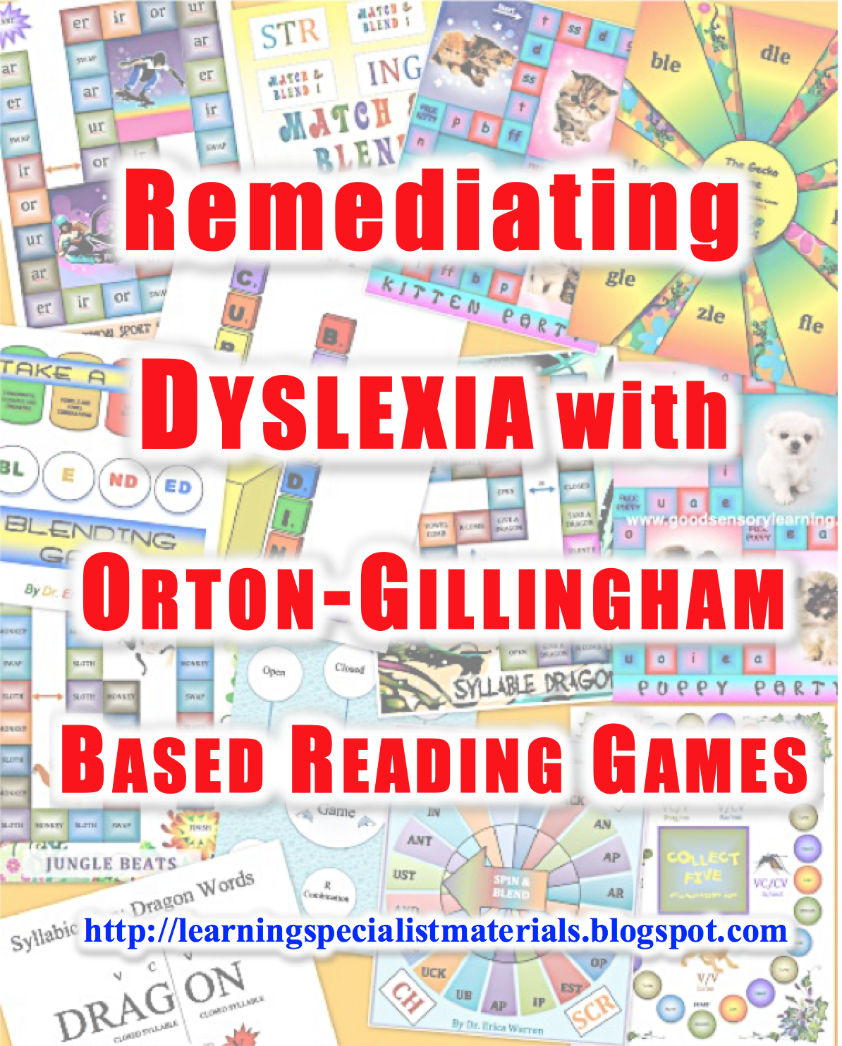 Remediating Dyslexia With Orton Gillingham Based Reading