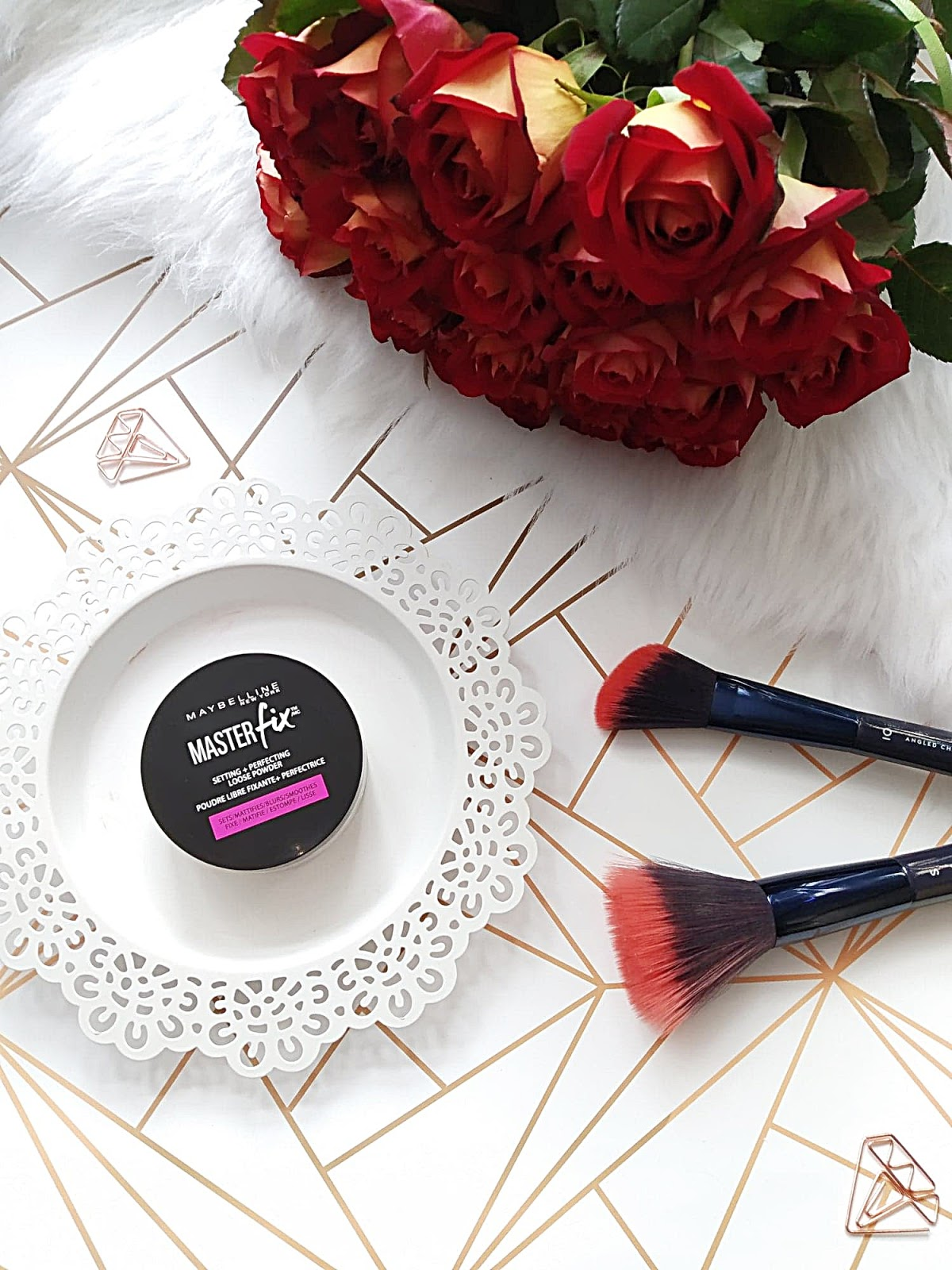 Maybelline, Master Fix , Setting + Perfecting Loose Powder