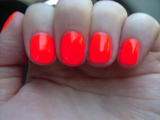 Sinful Colours Summer Peach