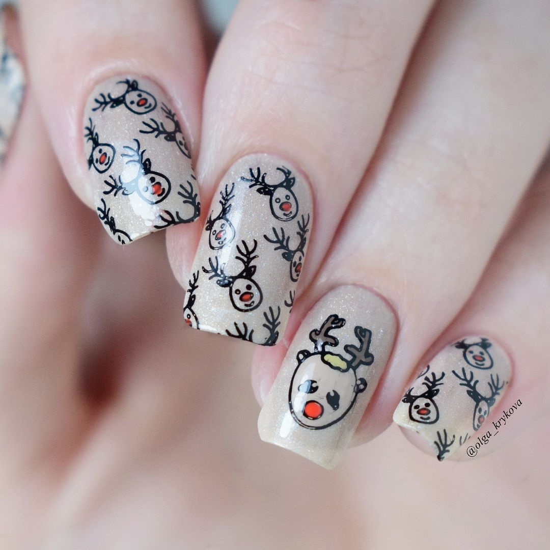 Born Pretty Store Blog Christmas Nails Gifts As Beautiful As They