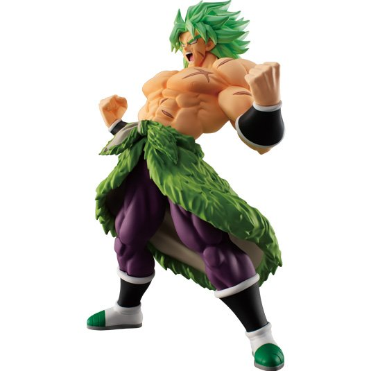 DRAGON BALL STYLING DRAGON BALL SUPER BROLY: SUPER SAIYAN BROLY FULL POWER