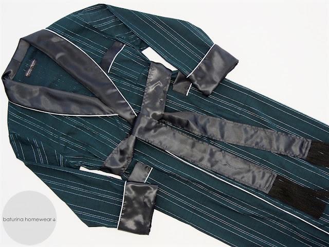 dark green silk robe men full length traditional dressing gown english classic style smoking jacket robes dapper