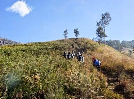 Pendakian Bersama Rinjani with Consina Tahun 2012