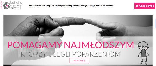http://www.szlachetnygest.pl/
