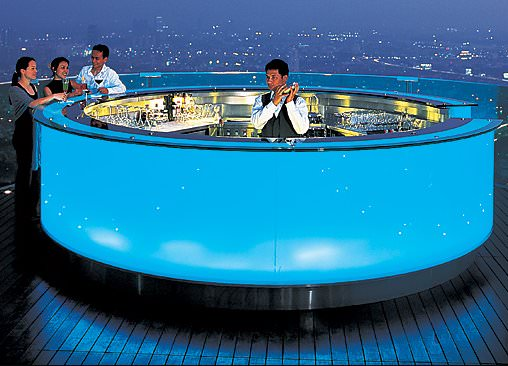 Sky Bar im Lebua at State Tower Bangkok