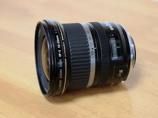 Canon EF-S10-22mm F3.5-4.5 USM 超広角ズームレンズ