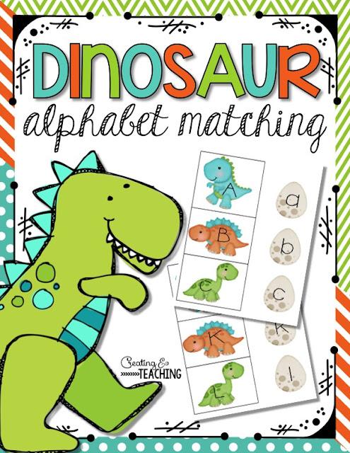 https://www.teacherspayteachers.com/Product/Dinosaur-Alphabet-Match-Updated-32015-169060