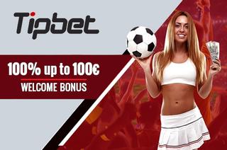 Tipbet Football Bonus
