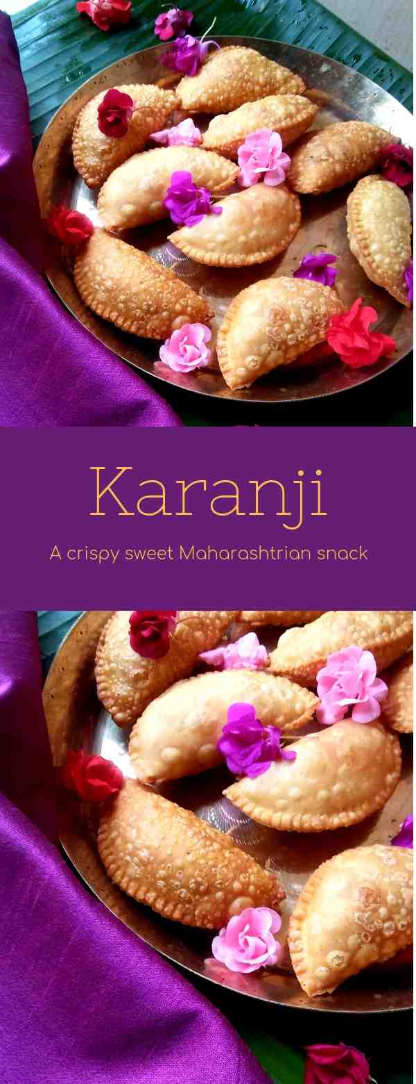 Maharastrian Karanji Recipe