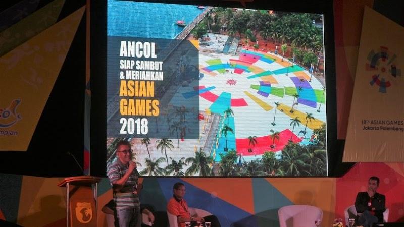 Menengok Persiapan Jakarta menyambut Asian Games 2018 dalam Ngobrolbareng Tempo