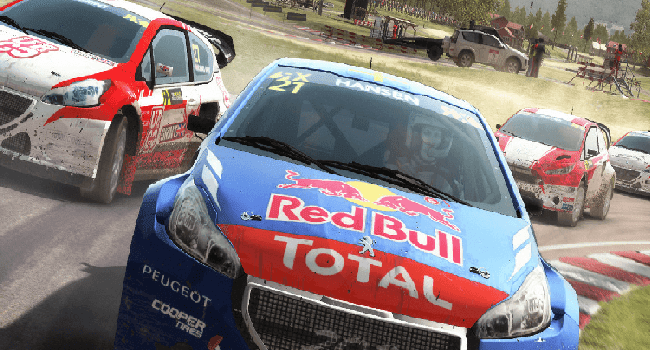 تحميل لعبة dirt rally بحجم صغير للكمبيوتر برابط مباشر