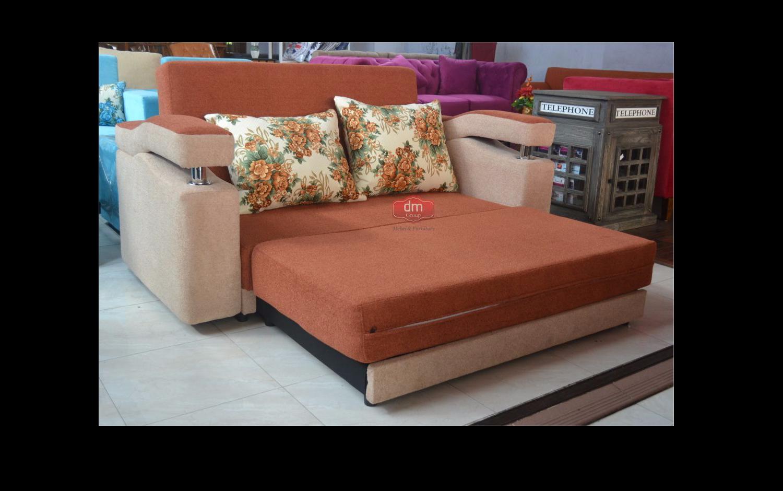 Jual Sofa Minimalis 2 Seater Scandinavian Series Hanya Di DM Mebel